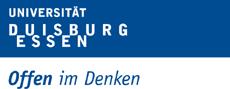 Logo Universität Duisburg-Essen