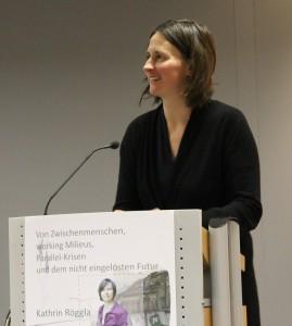 Kathrin Röggla als Poet in Residence an der Universität Duisburg-Essen